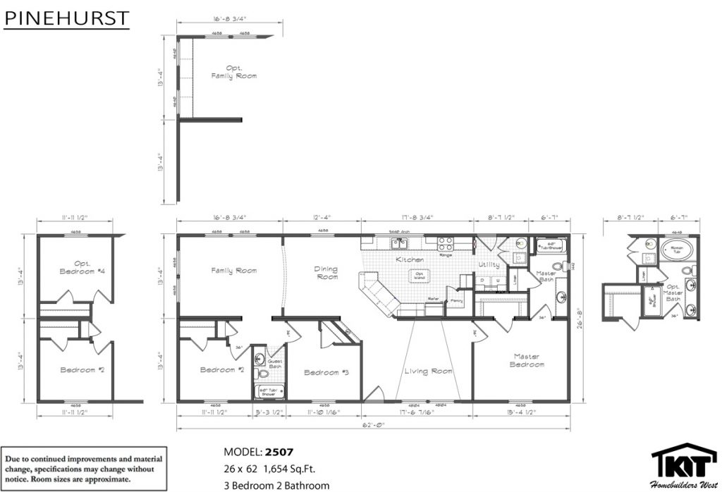kit home builders west pinehurst 2507