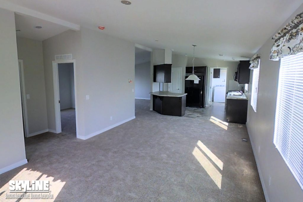 Skyline Homes Palm Haven 2408CT