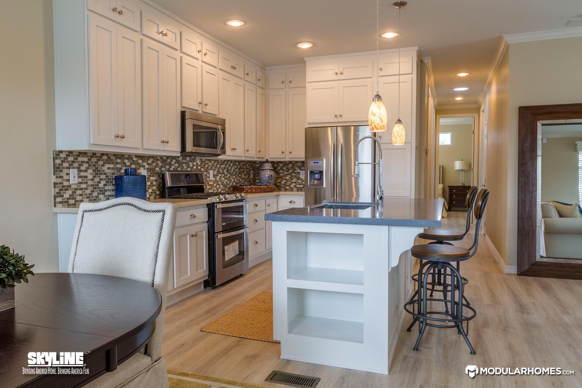 modular home refinance
