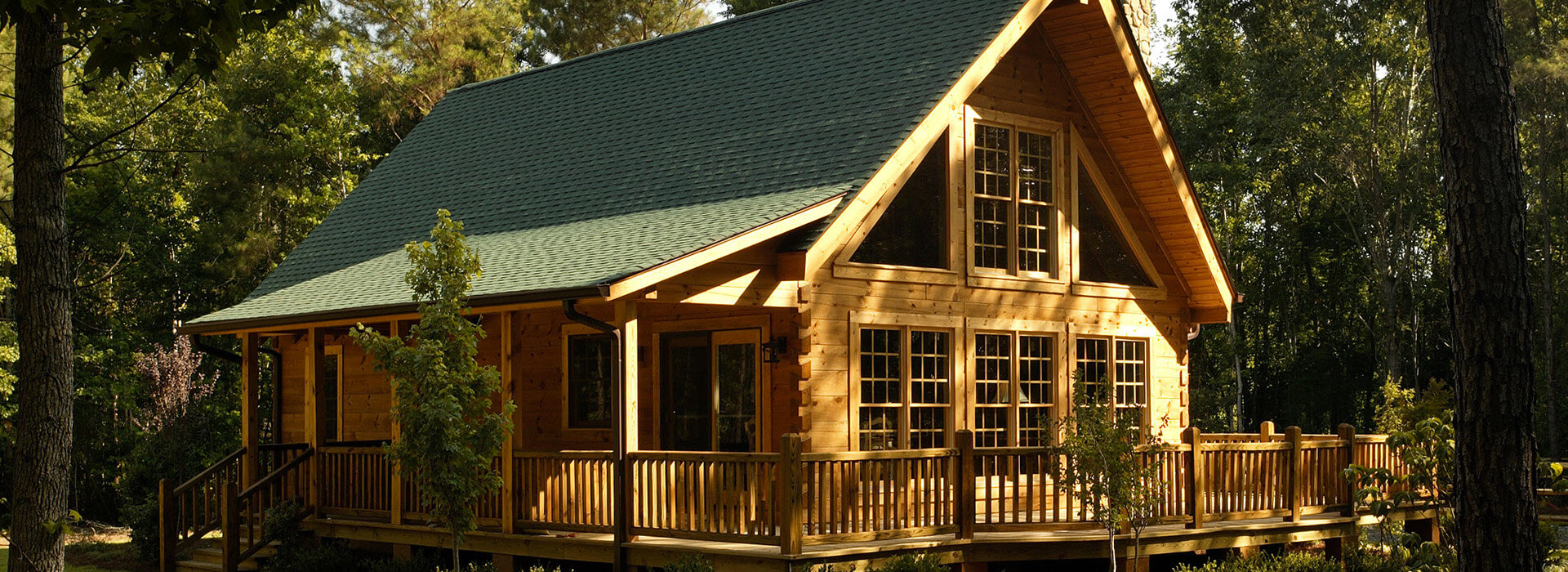 Shop log cabin homes for Log cabin financing