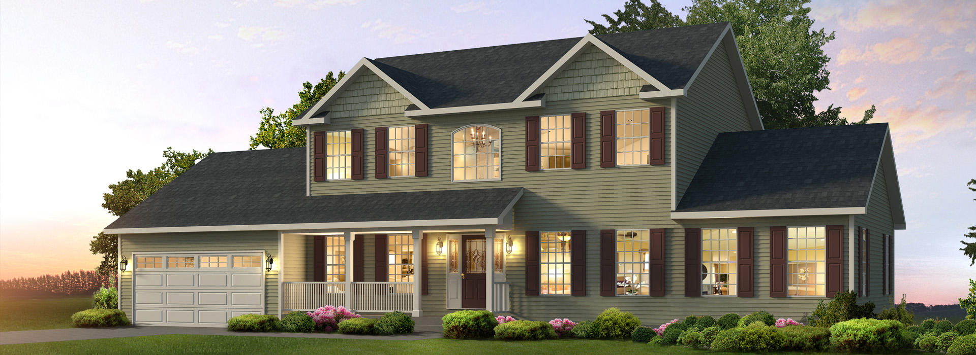 Shop New 2 Story Modular Home Floor Plans