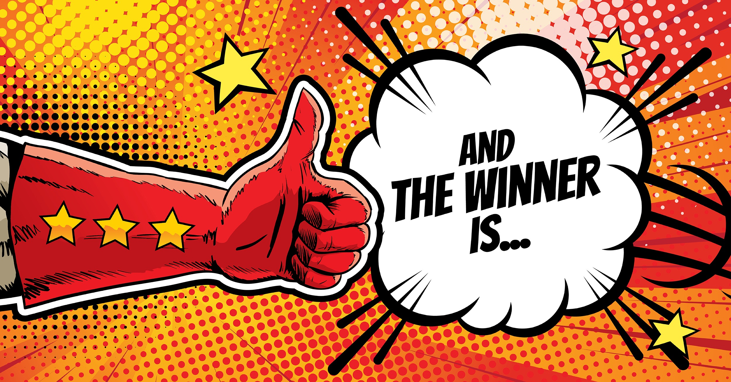 Announcing Our 1st Superhero Shout-Out Giveaway Winner!