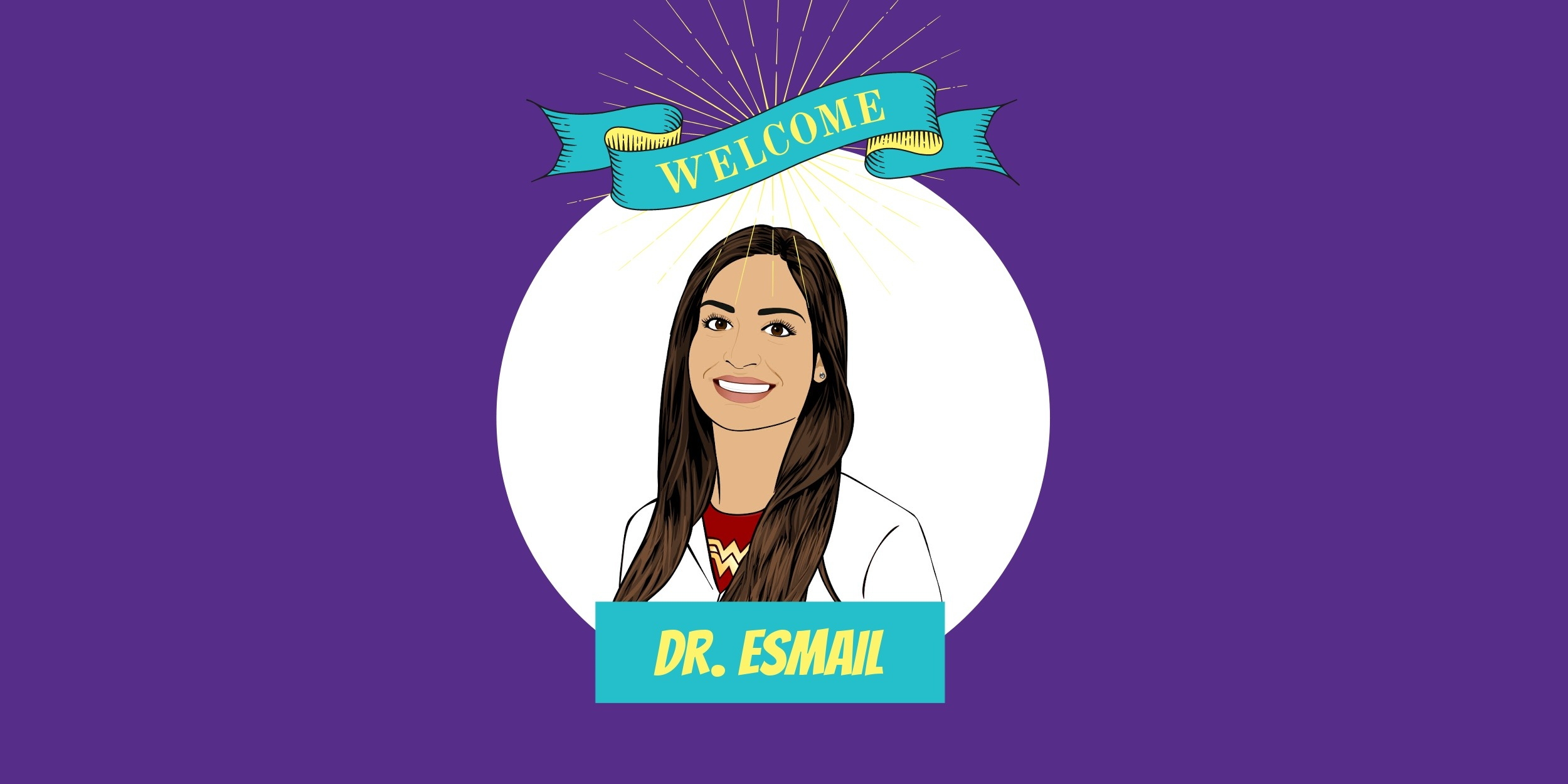 Welcoming: Dr. Esmail