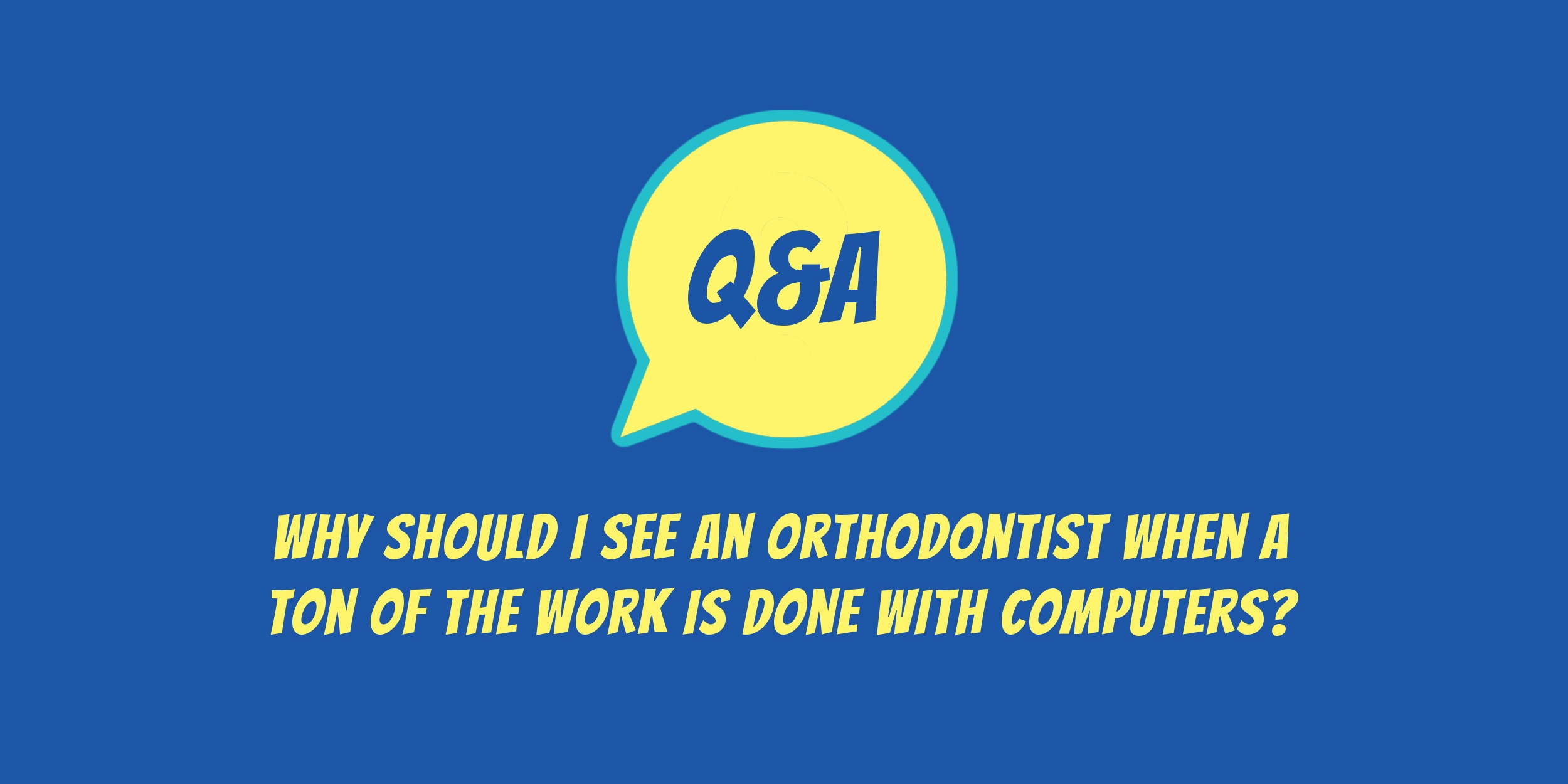 Q&A with Dr Antosz and Dr Vincelli: Why should I see an orthodontist?