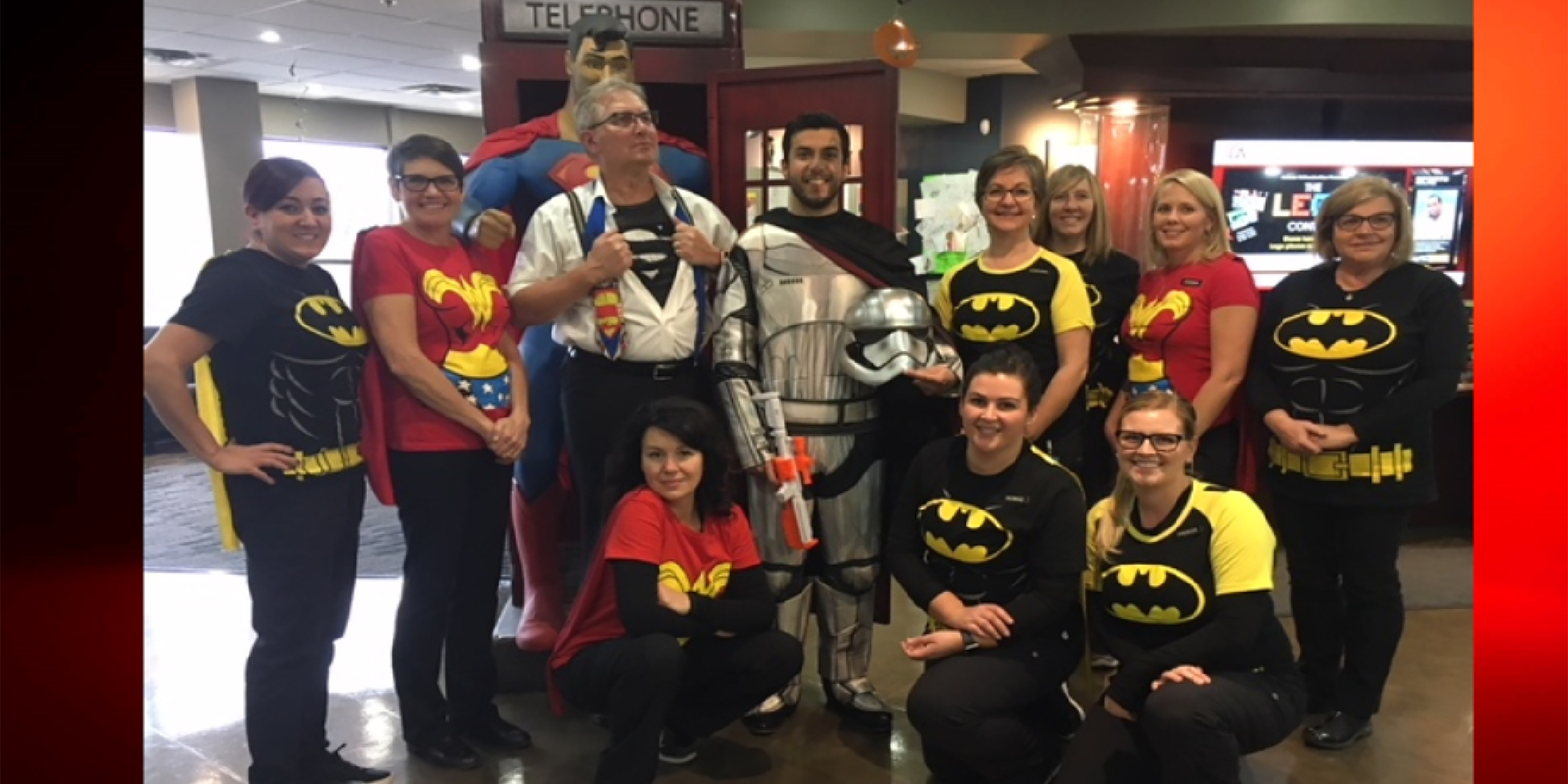 Halloween with Antosz Vincelli Orthodontics!