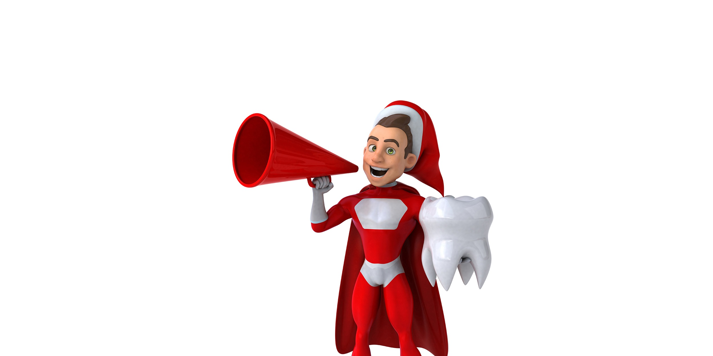 2020 Orthodontic Holiday Superhero Elves