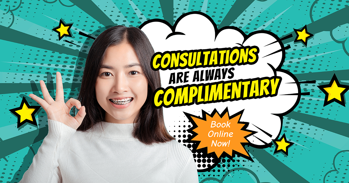 Consultations are Always Complimentary