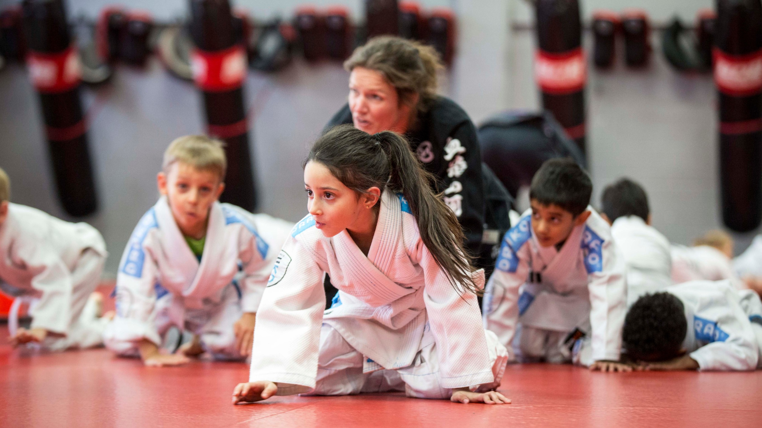 Kids Martial Arts: Warm Up Their Bodies, Energize Their Minds