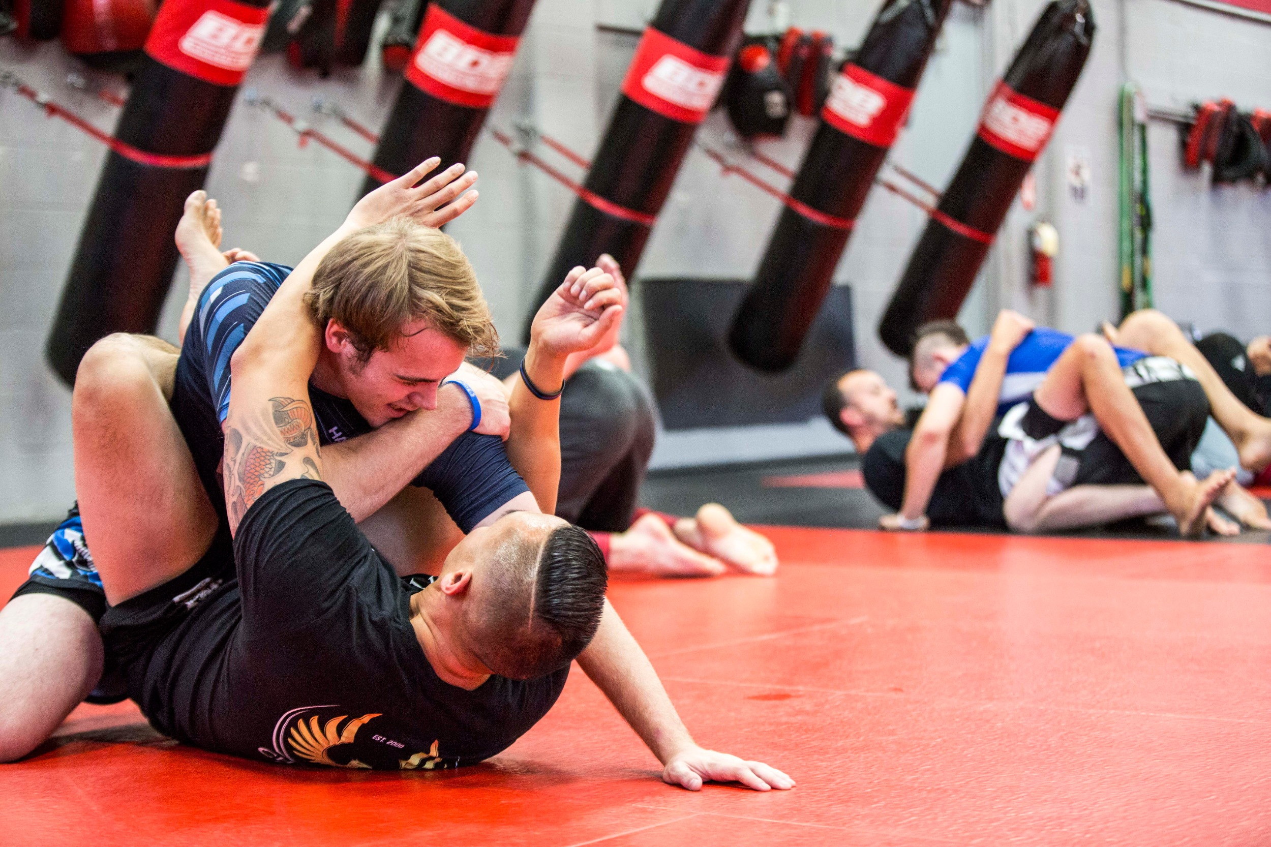 Want to Compete? Try Our Jiu-Jitsu Competition Class!