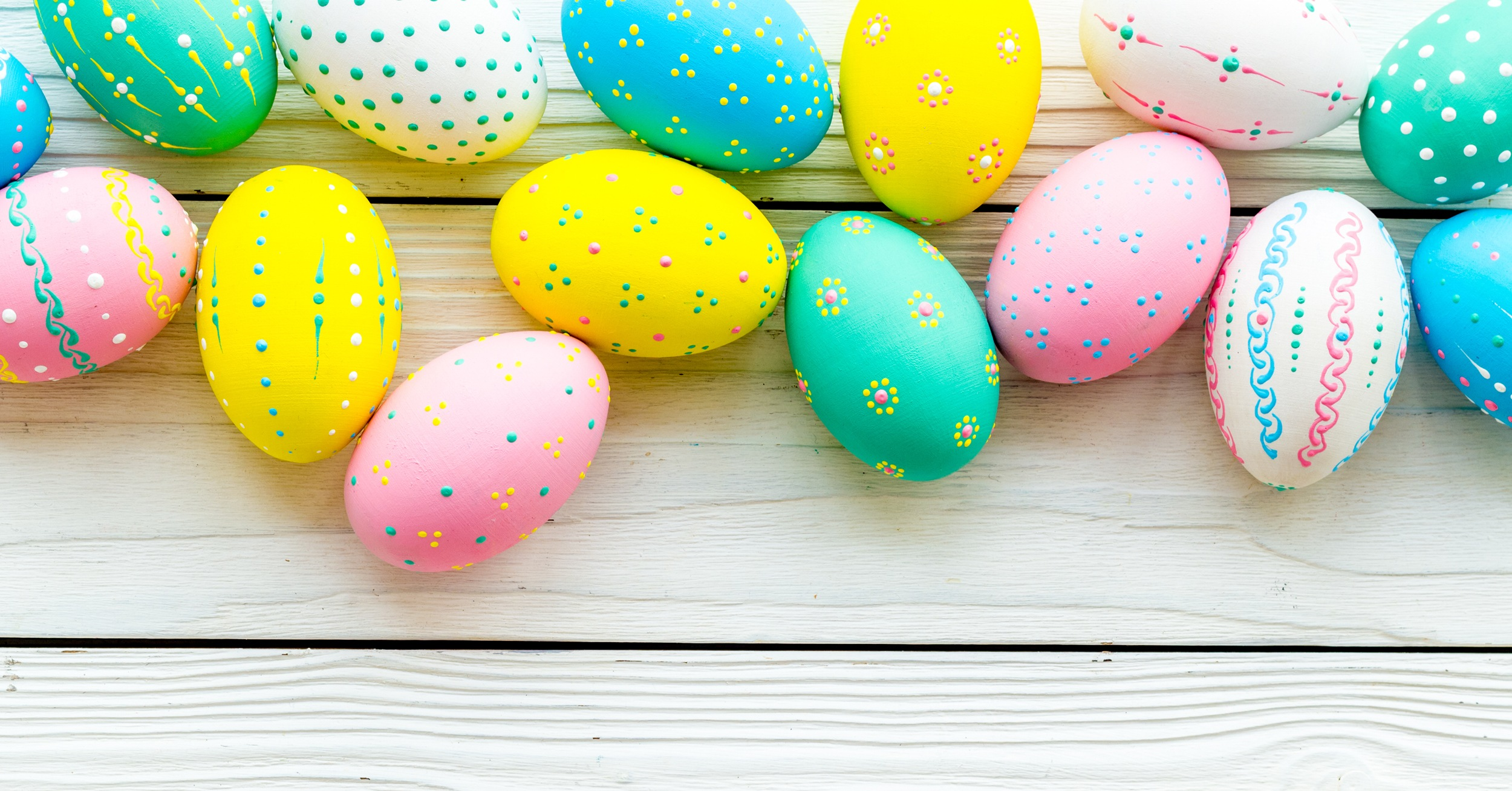 Closed Friday April 19th for Easter Break!