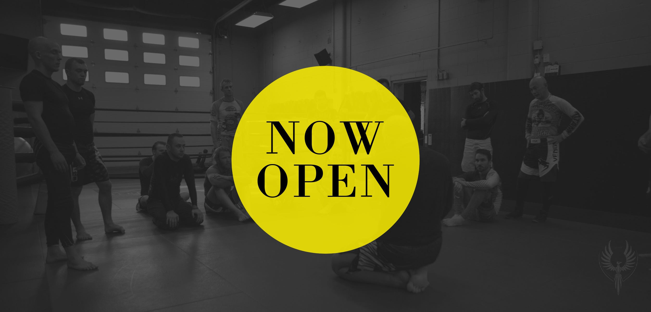Stop in for a tour of the newly renovated Champion's Creed Gym