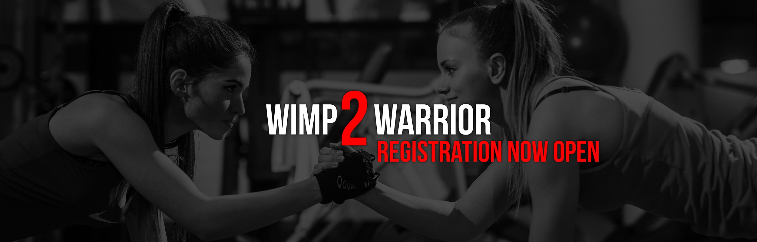 Wimp 2 Warrior Round 2: Registrations Now Open