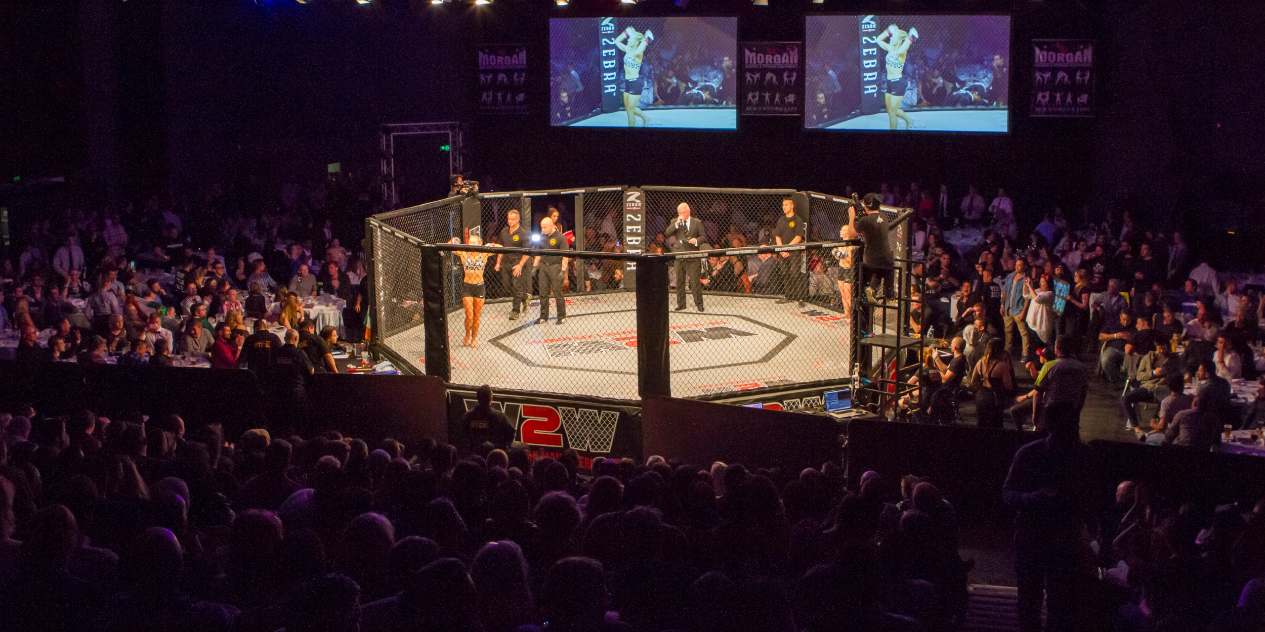 Champion's Creed to Host Wimp2Warrior's Fight Night on April 6