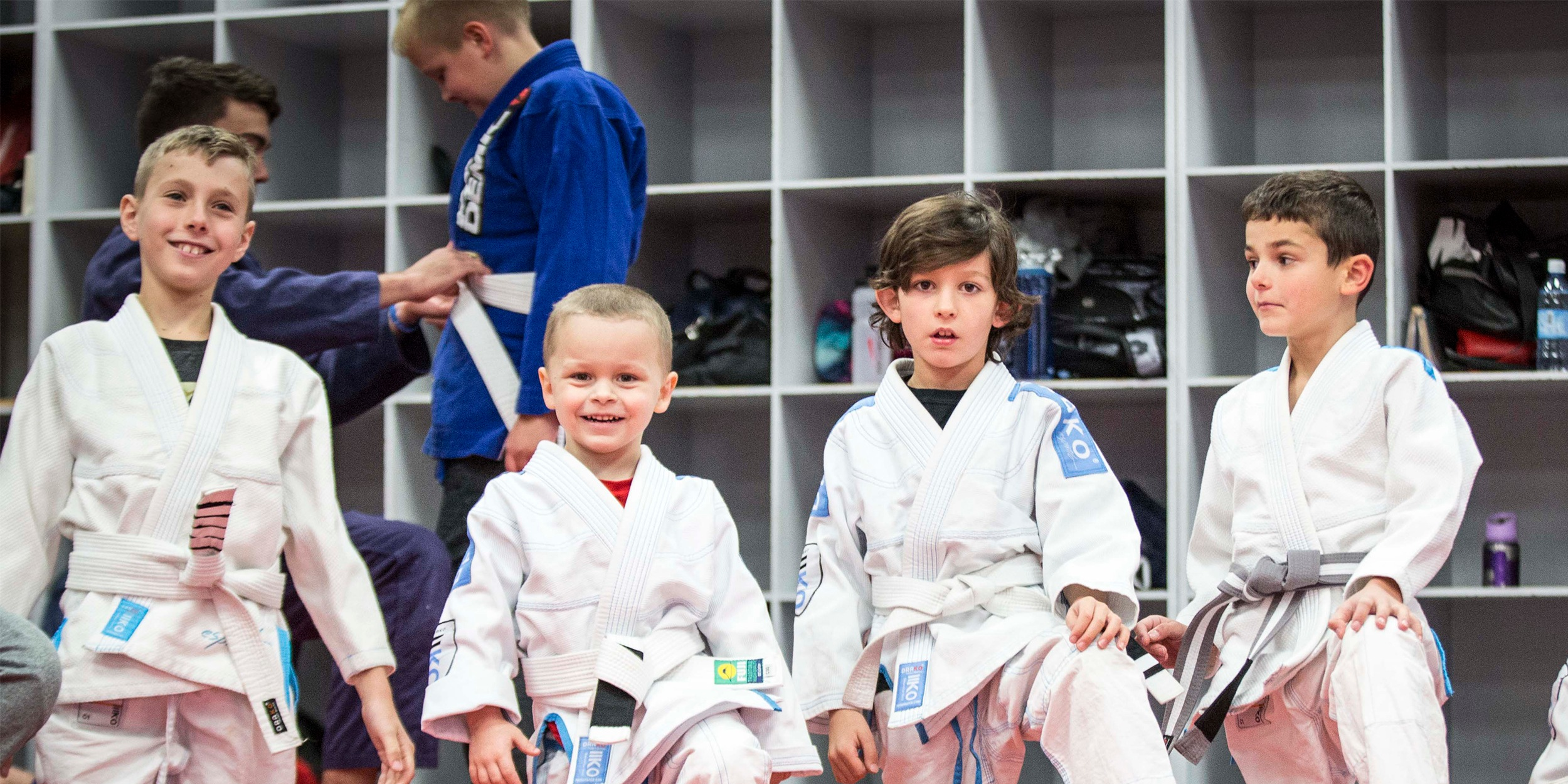 Grading Demonstration: See Your Child Get Their Next Stripe Promotion