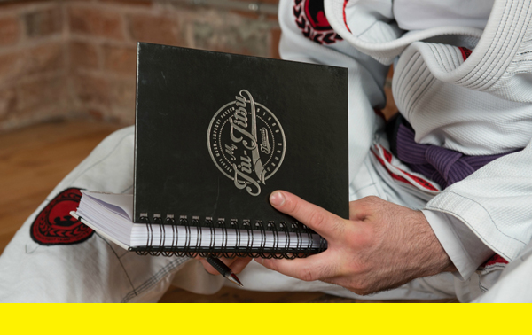 Jiu-Jitsu Journal