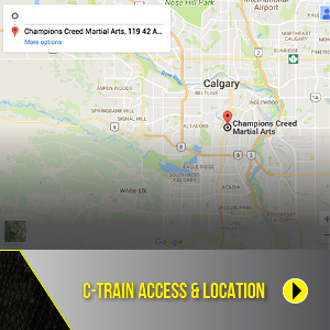 C-Train Access & Location