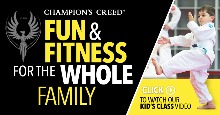 Click To Watch Our Kid's Class Video