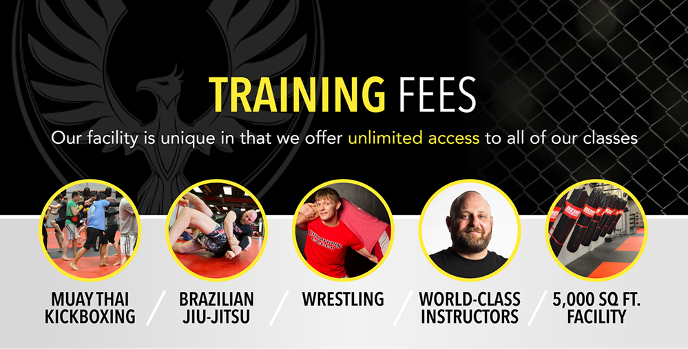 Champions Creed Training Fees