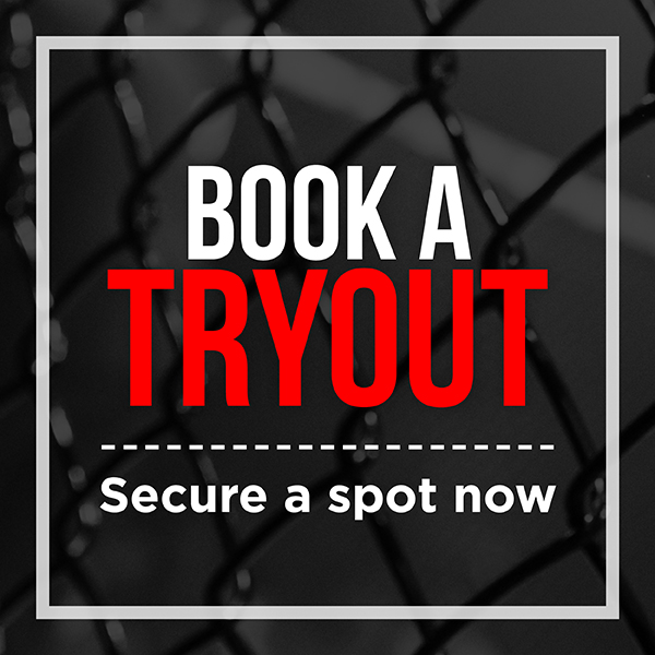 Book a Wimp 2 Warrior Tryout!