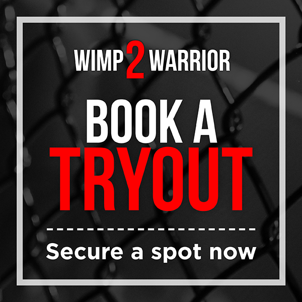 Wimp 2 Warrior Calgary Book a Tryout