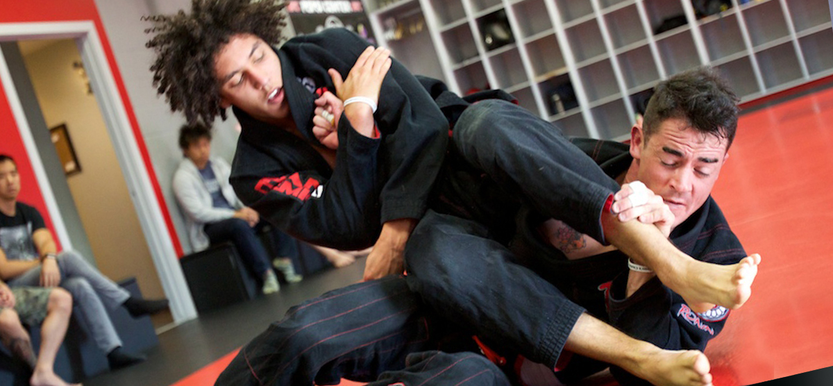BJJ is one of the most useful systems of self-defence.
