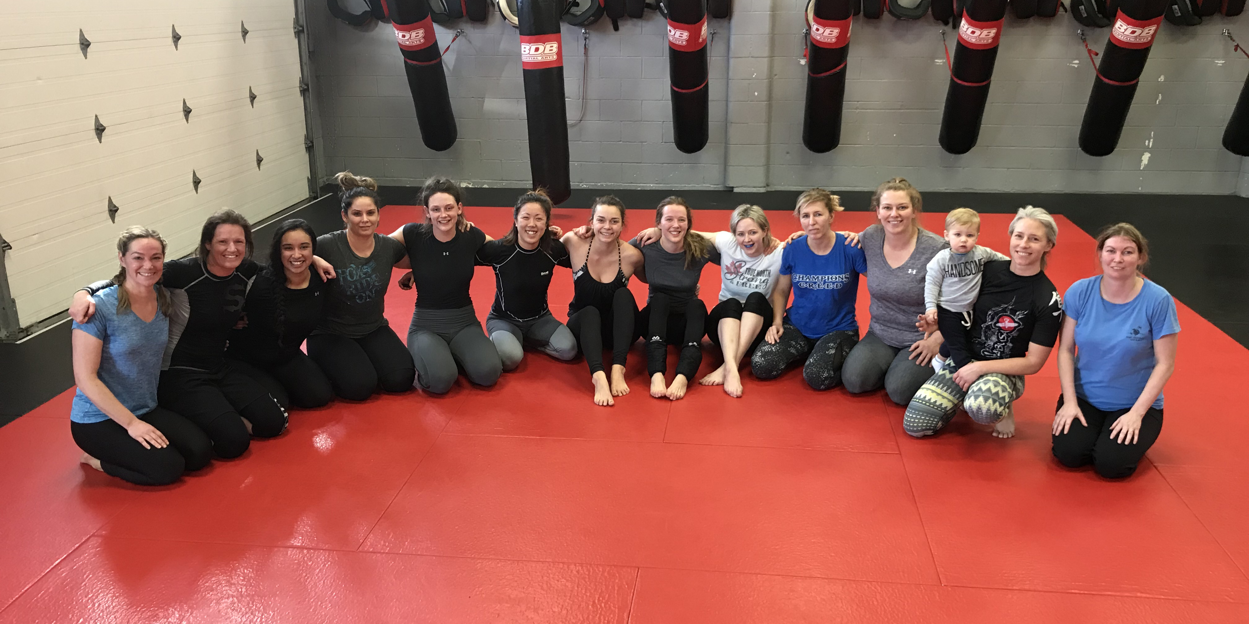 Next Ladies Rolling Session: Sunday, February 10, 2019