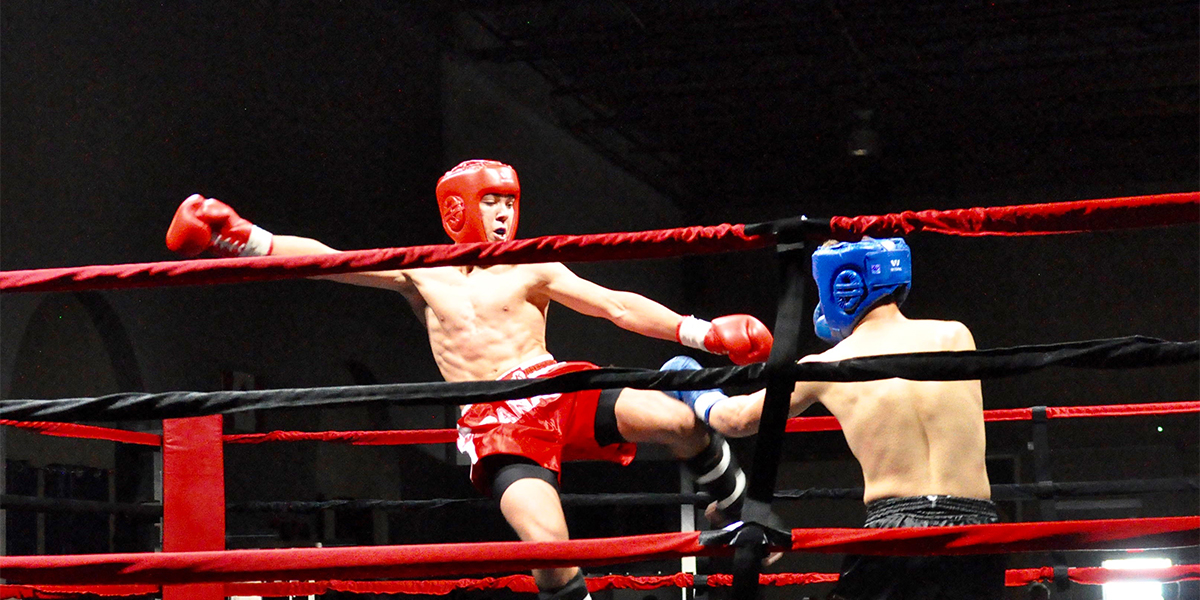 Save the Date: Continuous Kickboxing Tournament Saturday, March 9