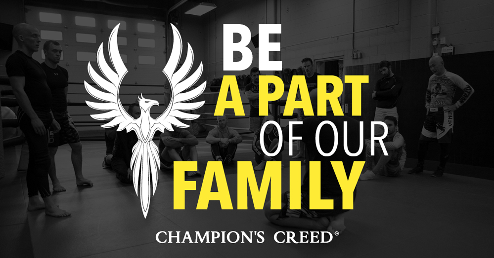 This Is the Family You Choose, Come Join Us