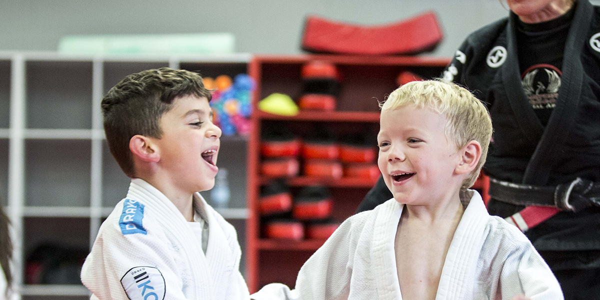Kids Martial Arts Class: Bring-a-Friend Night