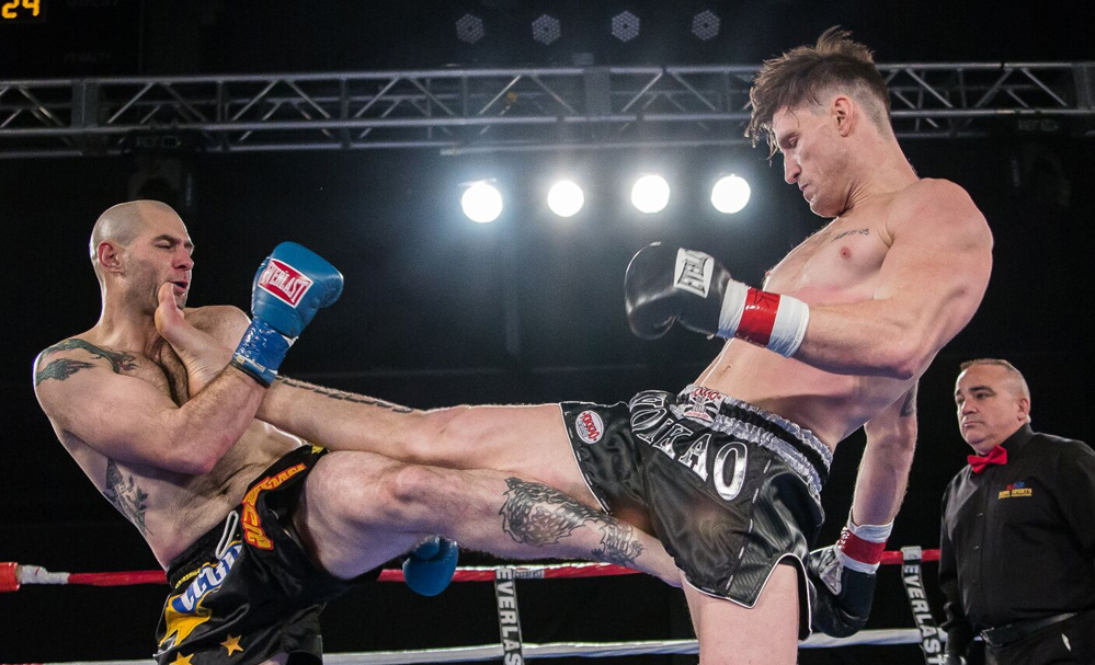 Mark MacKinnon:  Gearing Up for Lion's Fight  Muay Thai Title
