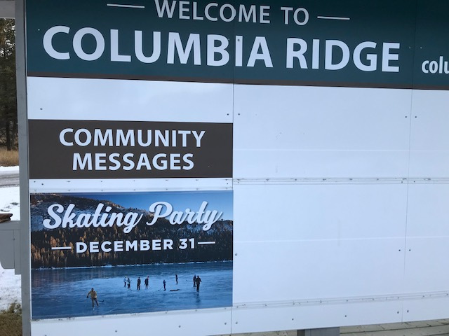Skating Party Cancelled