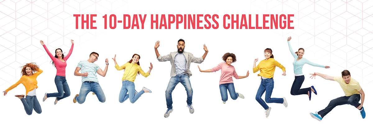 Buy the happiness challenge