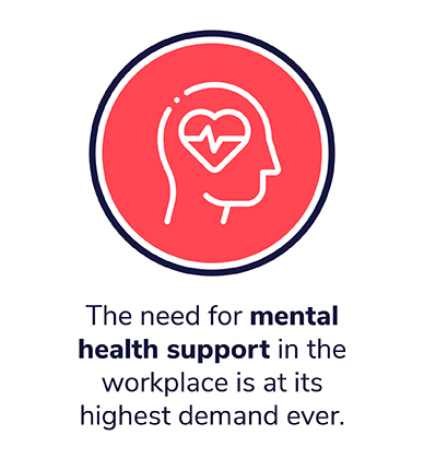 The need for mental health support