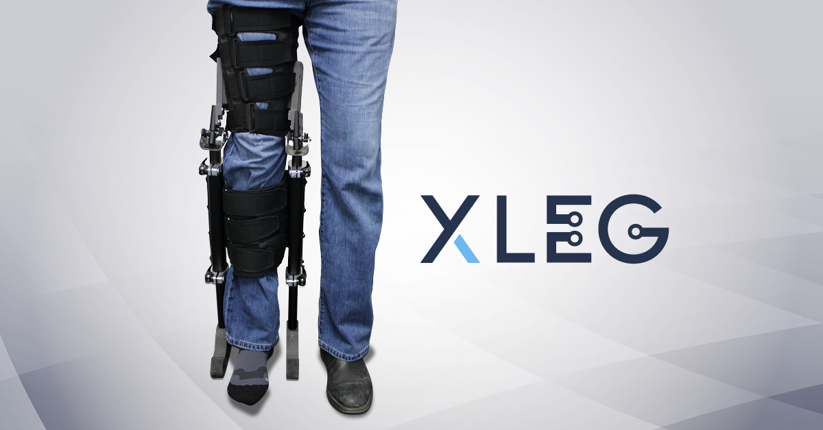 Remain Fully Mobile and Ease Recovery with the XLEG