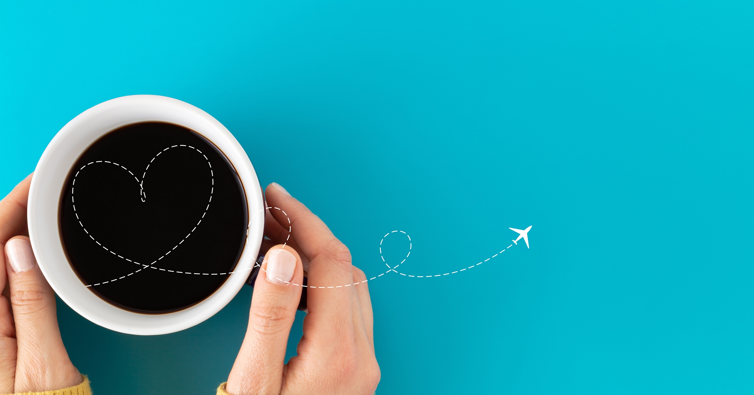 May Contest & Prizes: Tell Us Your Airport Coffee Stories