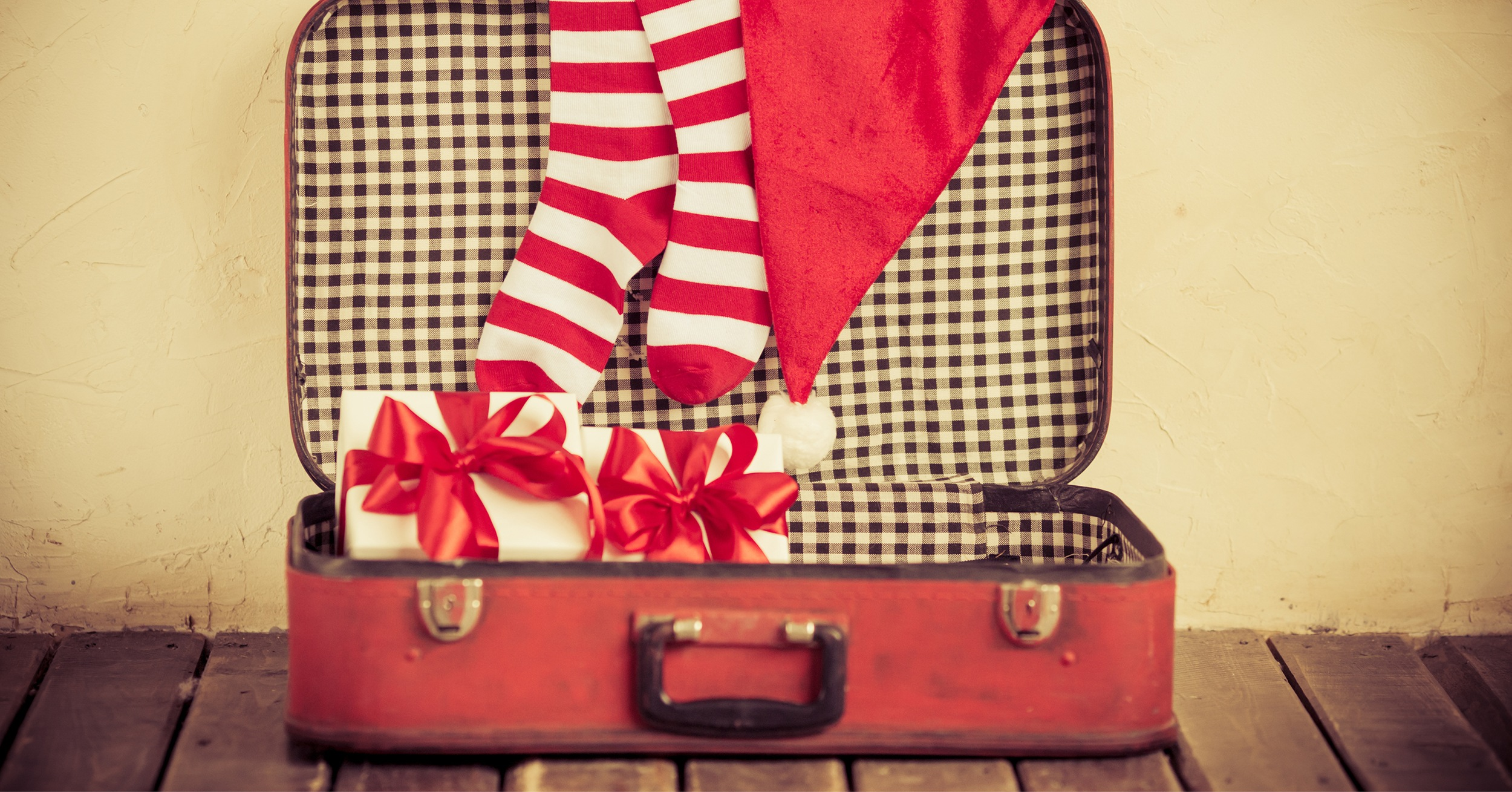 Travelling Light at Christmas