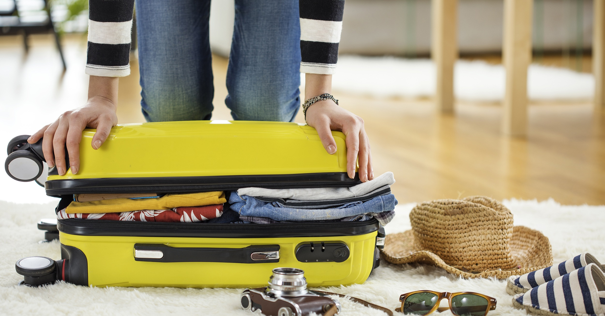 Savvy Packing Tips for Travelling