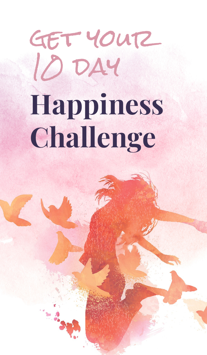 Get your happiness challenge