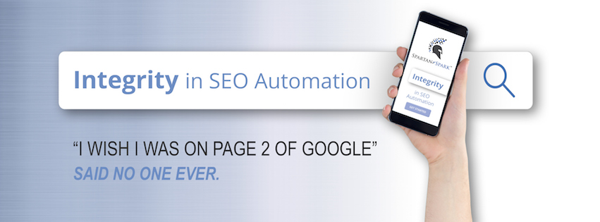 seo automation with integrity