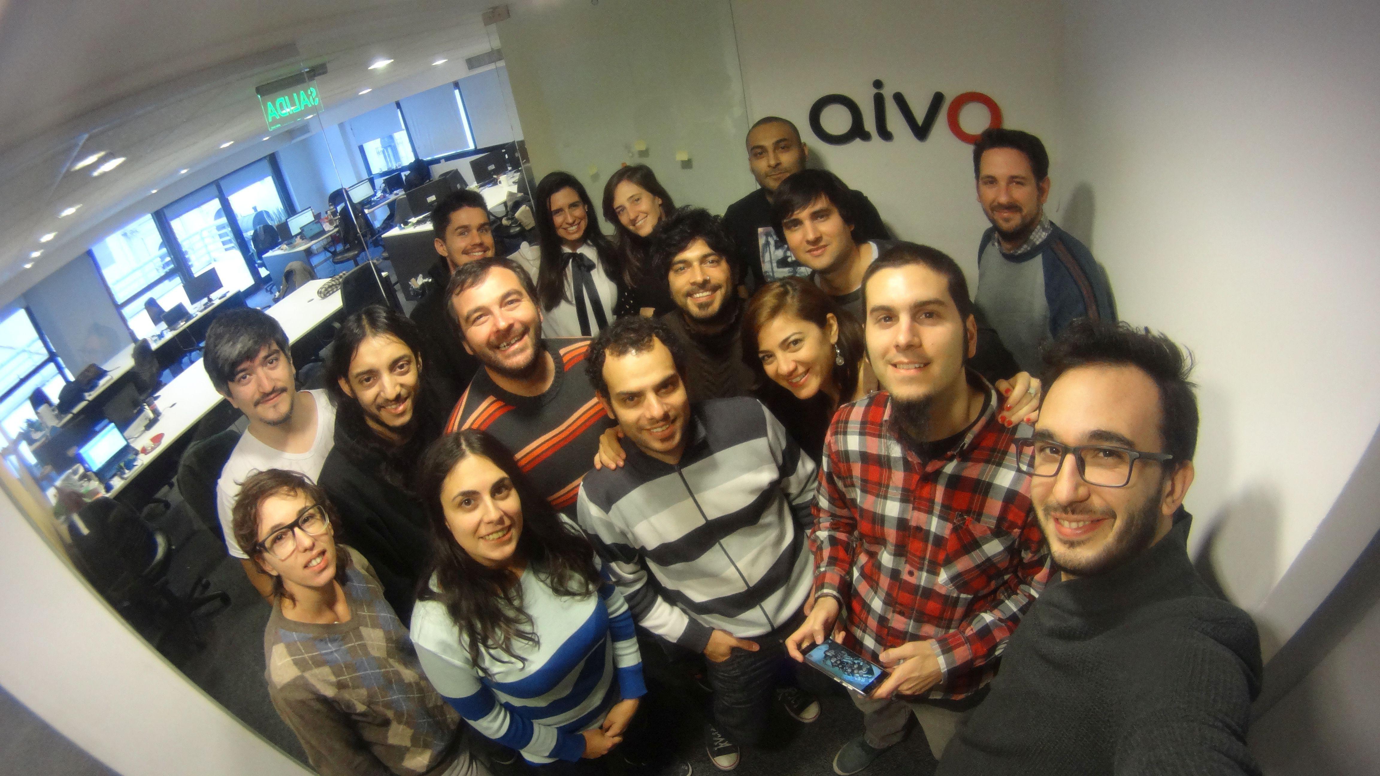 Startup: Aivo Web: www.aivo.co. Fundación: 2011. Capital Inicial: US$  350.000 en 2012 de Angel investment. CEO: Martín Frascaroli