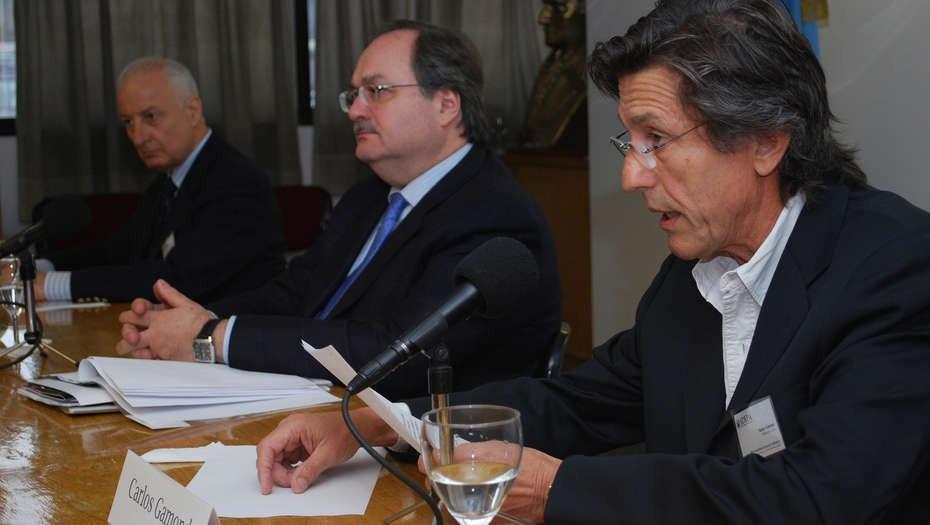 Falleció Carlos Enrique Gamond, director de diario Puntal ...