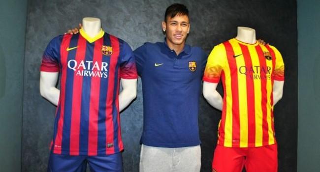 7339e53f5b Mientras en París es todo alegría tras la inclusión de Neymar Jr. al PSG,  la ciudad de Barcelona aún llora su partida y como parte de la última  estrategia ...