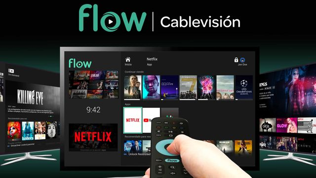 b8d849e4f7a Netflix ya está en Telecom, Telefónica y Telecentro – Punto a Punto ...