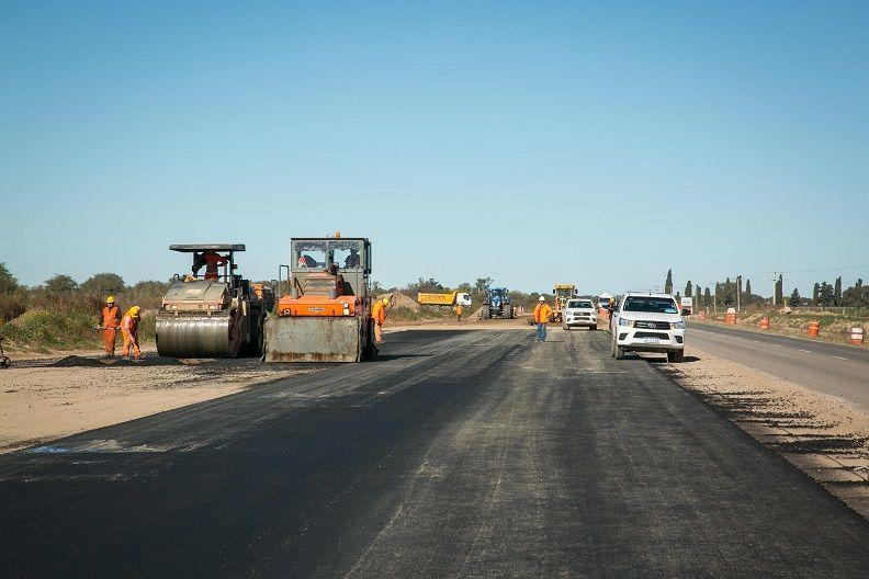 Resultado de imagen para Macri. Autopista 19 Arroyito
