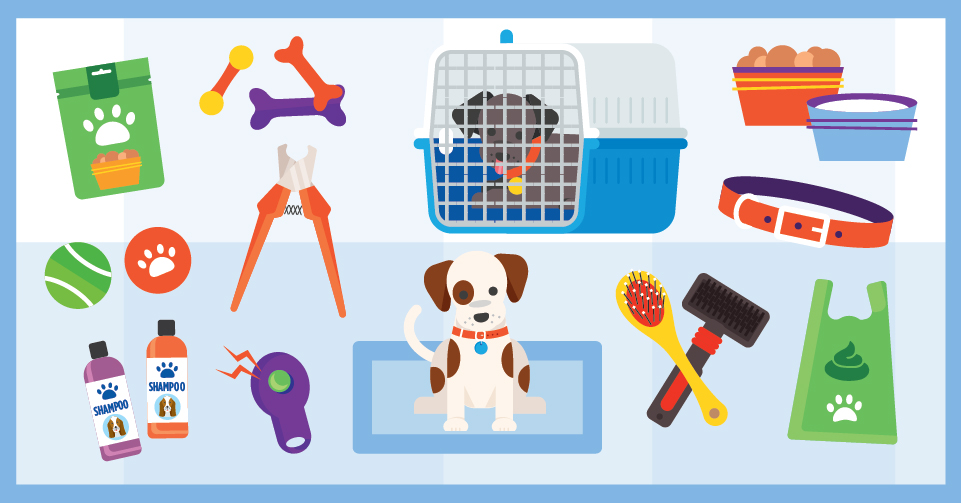 your-new-puppy-checklist-header