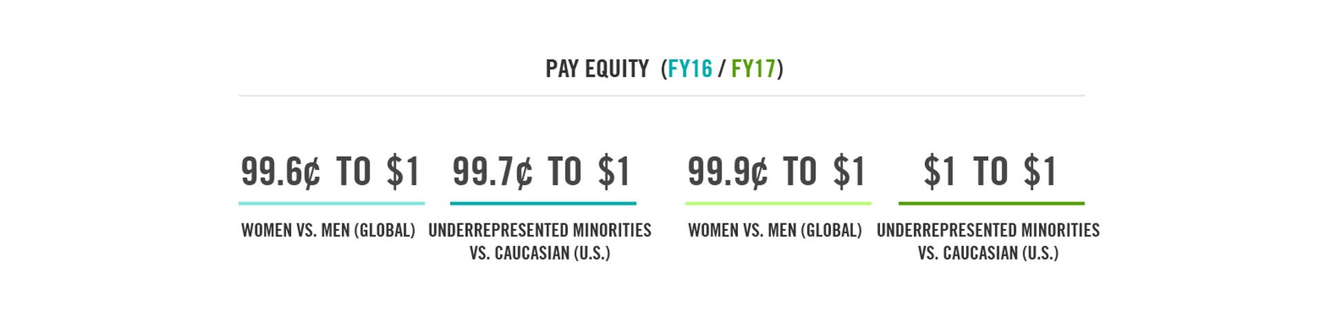 boicotear inteligencia Suri  FY17 Representation and Pay | Nike Purpose