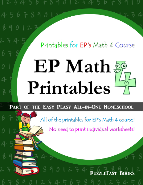 Easy Peasy Math Printables