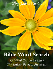King James Bible Word Search