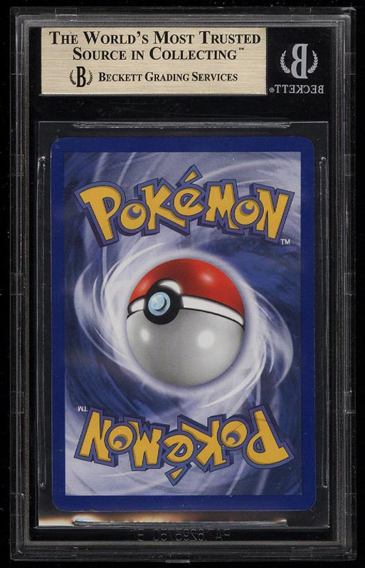 Image 2 of: 1999 Pokemon Game 1st Edition Holo Charizard #4 BGS 9.5 GEM MINT (PWCC)