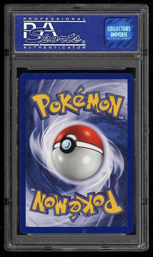Image 2 of: 1999 Pokemon Game 1st Edition Holo Charizard #4 PSA 9 MINT (PWCC)